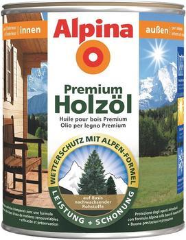 Alpina Premium Holzöl Eiche 2,5 l