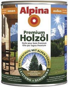 Alpina Lasur Premium Holzöl Palisander 2,5 l
