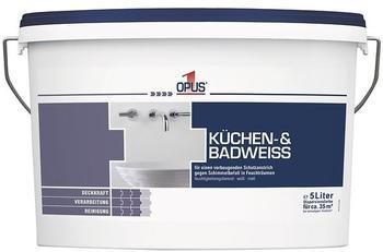 Opus 1 Küchen- & Badweiss