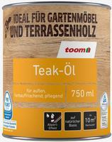 Toom Teak-Öl
