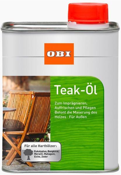 Obi Teak-Öl farblos