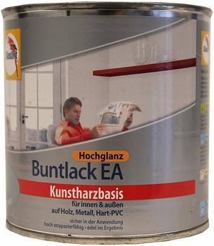 Glasurit Buntlack Hochglanz EA Silbergrau 375ml