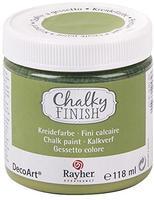 Rayher Chalky Finish avocado 118 ml