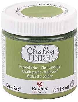 Rayher Chalky Finish avocado 118 ml