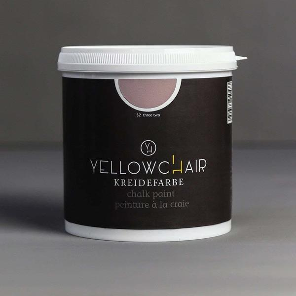 Yellowchair Kreidefarbe 32 three two 1000 ml