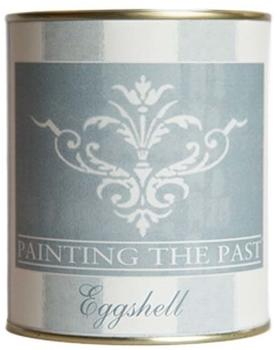 Eggshell Painting the Past Dawn