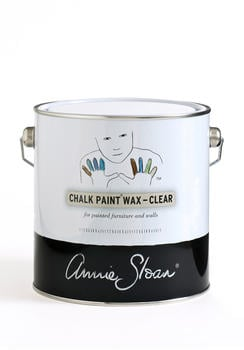 Annie Sloan Chalk Paint Wax-Clear