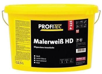 ProfiTec Malerweiß HD 12,5 L