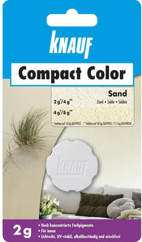 Knauf Compact Color sand 2g (00089150)
