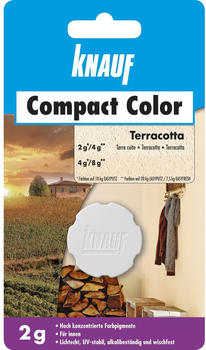 Knauf Compact Color terracotta 2g (00146584)