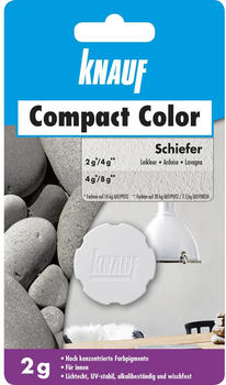 Knauf Compact Color schiefer 2g (00406767)