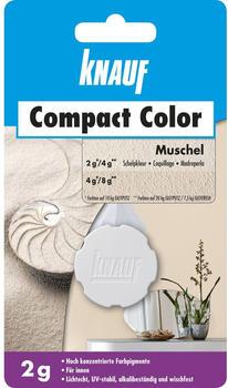 Knauf Compact Color muschel 2g (00406771)
