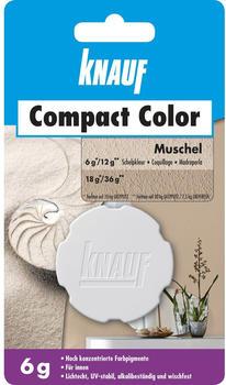 Knauf Compact Color muschel 6g (00406777)