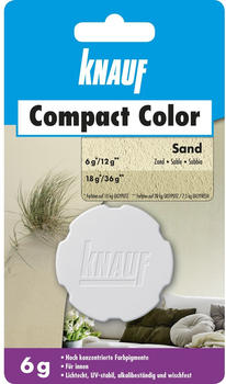 Knauf Compact Color sand 6g (00089162)