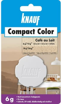 Knauf Compact Color cafè au lait 6g (00089163)