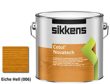 Sikkens Cetol Novatech 006 Eiche hell 0,5l