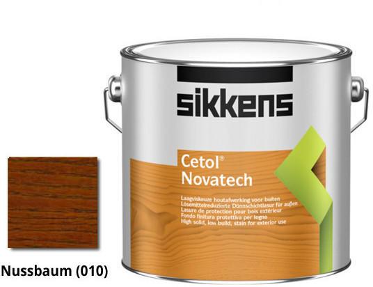 Sikkens Cetol Novatech 010 Nussbaum 0,5l