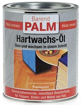Barend Palm Hartwachsöl 750ml