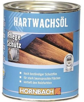 Hornbach Hartwachsöl 750ml