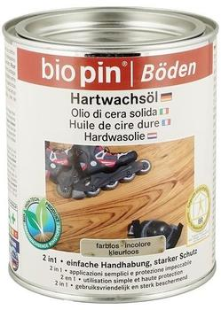 Bio Pin Böden Hartwachsöl 2 in 1 farblos