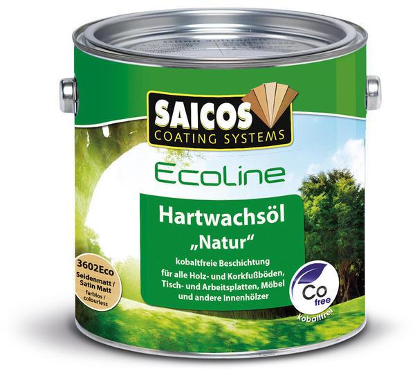 Saicos Ecoline Hartwachsöl Natur
