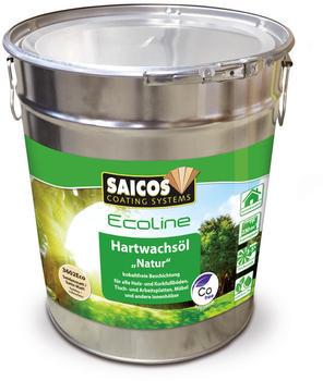 saicos-ecoline-hartwachsoel-natur-seidenmatt-10l