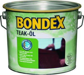 Bondex Teak-Öl teak 2,5 l