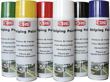 CRC Linien-Markierfarbe 500 ml rot