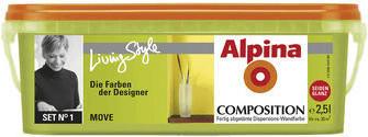 Alpina LivingStyle COMPOSITION change 2,5 Liter