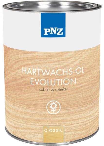 PNZ Hartwachs-Öl evolution: satin - 0,75 Liter