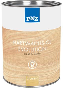 PNZ Hartwachs-Öl evolution: satin - 2,5 Liter