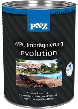 PNZ WPC-Imprägnierung evolution: 2,5 Liter