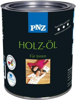 PNZ Holz-Öl: weiß - 2,5 Liter