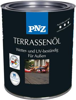 PNZ Terrassen-Öl: schwarz - 2,5 Liter