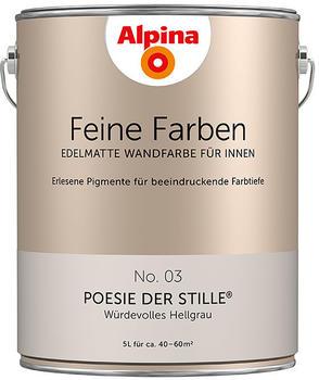 Alpina Poesie der Stille No 03 5L Hellgrau