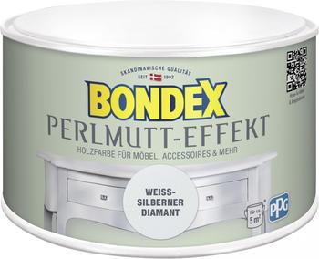 Bondex Perlmutt-Effekt 0,5 l Weißer Diamant