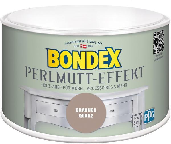 Bondex Perlmutt-Effekt 0,5 l Brauner Quarz