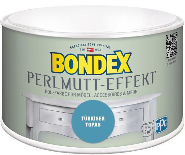 Bondex Perlmutt-Effekt 0,5 l Türkiser Topas