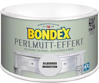 Bondex Perlmutt-Effekt 0,5 l Silber Mondstein