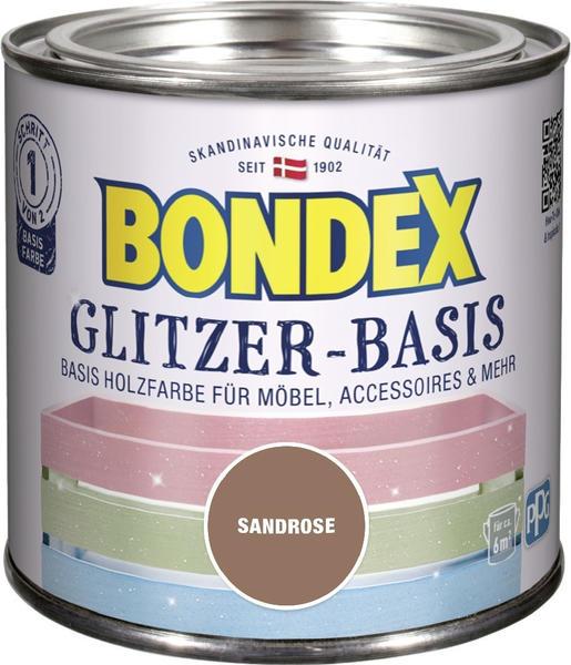 Bondex Glitzer-Basis 0,5 l Sandrose