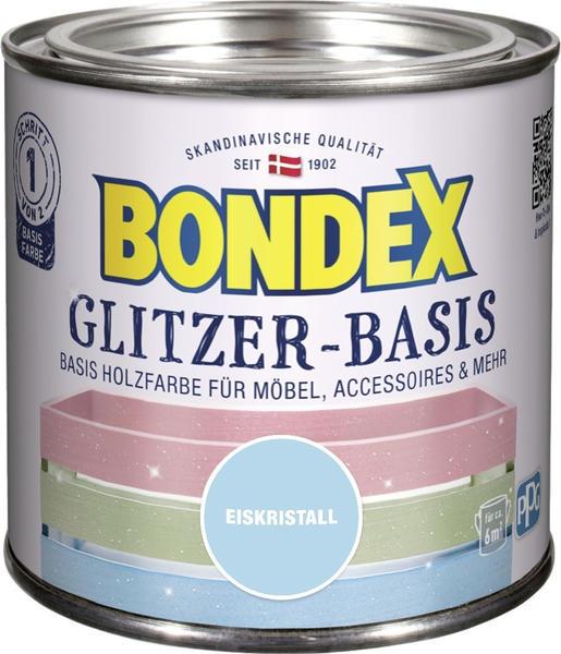 Bondex Glitzer-Basis 0,5 l Eiskristall