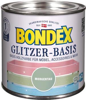Bondex Glitzer-Basis 0,5 l Morgentau