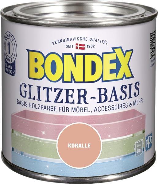 Bondex Glitzer-Basis 0,5 l Koralle