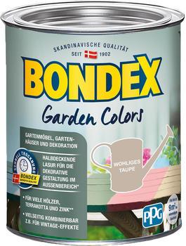 Bondex Garden Colors Wohliges Taupe 0,75 l (389188)
