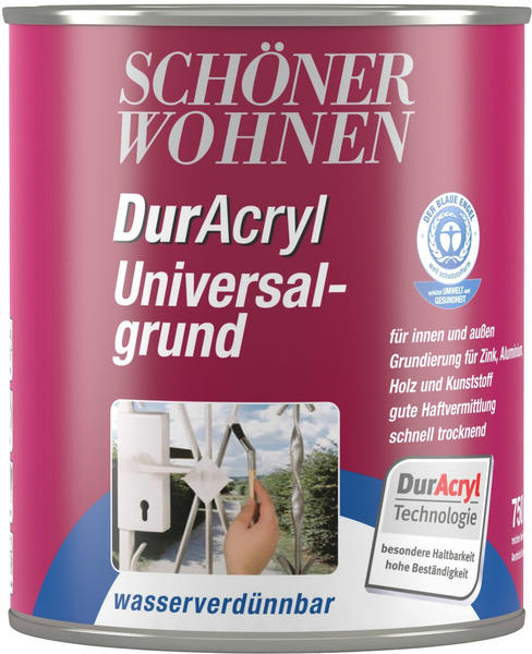 Schöner Wohnen Duracryl Universalgrund 750 ml