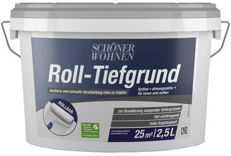 Schöner Wohnen Roll-Tiefgrund 2,5 l