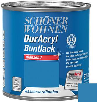 Schöner Wohnen DurAcryl Buntlack glänzend 375 ml Himmelblau