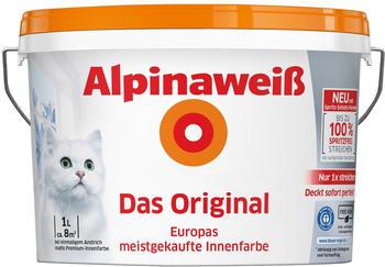 Alpina Alpinaweiß Das Original mit Spritz-Schutz-Formel 1l