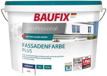 Baufix professional Fassadenfarbe Plus 10 l