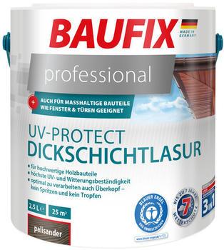 Baufix UV-Protect Dickschichtlasur 2,5 l Palisander